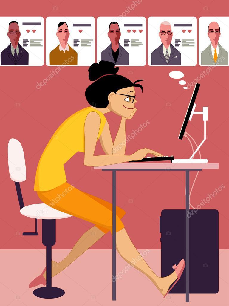 фото для сайта знакомств женщине скачать