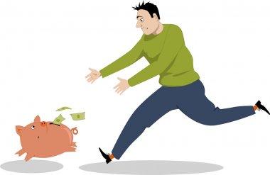 Chasing money