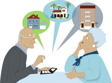 Considering senior housing options