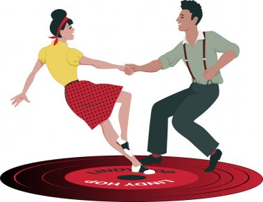 Lindy Hop record
