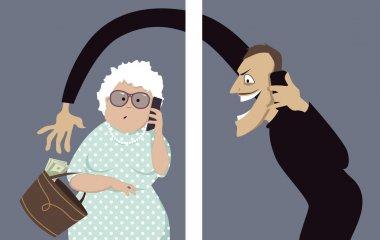 Phone scam targets seniors