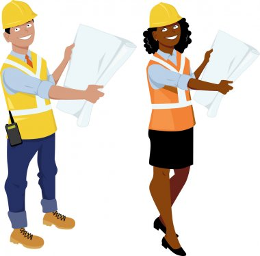 Architects or contractors