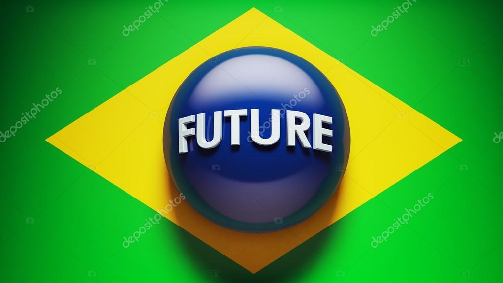 Resultado de imagem para FUTURO BANDEIRA BRASIL