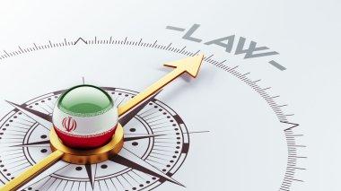 Iran Law Concept