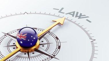 Australia Law Concept