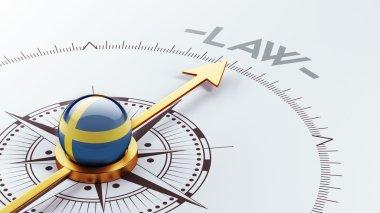 Sweden Law Concept