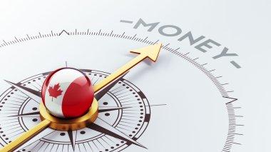 Canada Money Concept