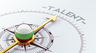 Bulgaria Talent Concept