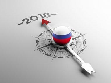 Russia 2018 Concept