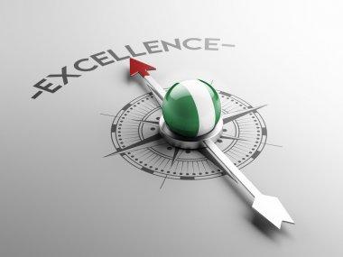 Nigeria Excellence Concept