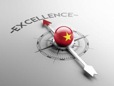 Vietnam Excellence Concept