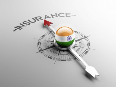 India Insurance Concept