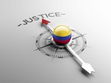 Colombia Justice Concep