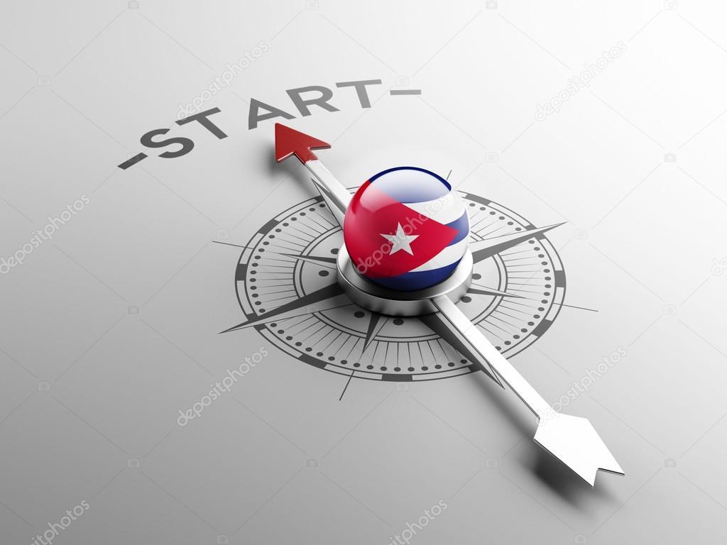 Cuba Start Concept