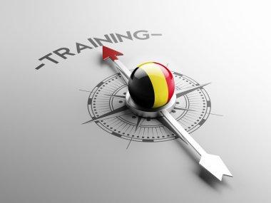 Belgium Training Concept