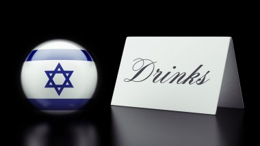Israel Drinks Concept