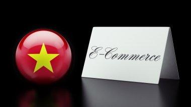 Vietnam E-Commerce Concept