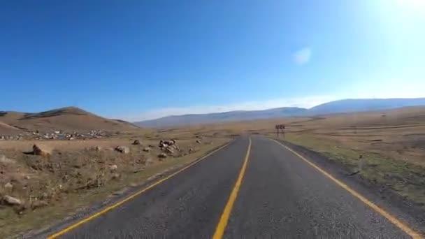 Výlet do Íránu a turecké silnice, hranice mezi Tureckem a Íránem