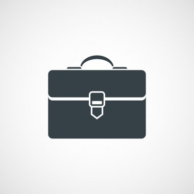 Logo briefcase.