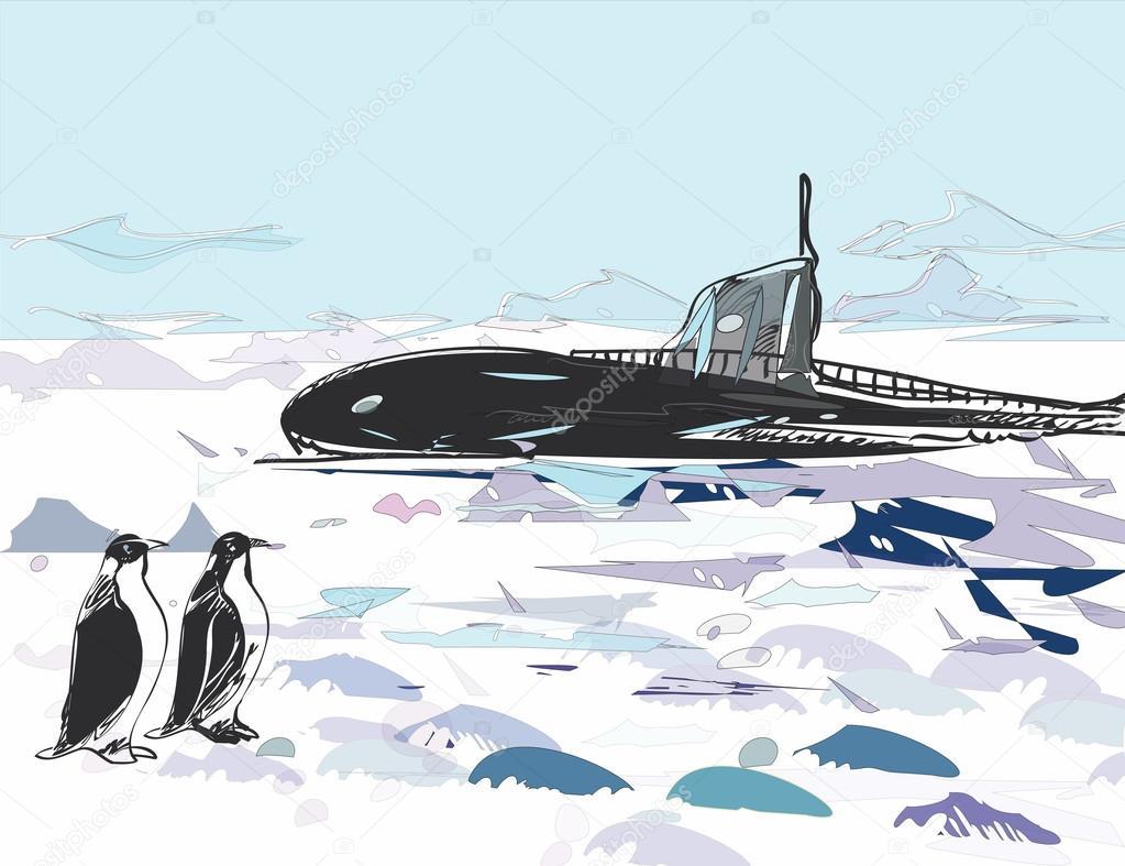 Submarine Ascent