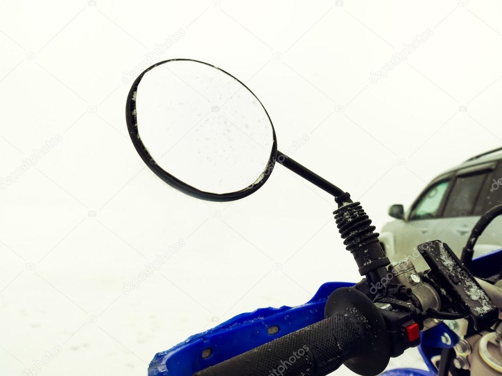Spiegel Voor Fiets : Fiets spiegel u stockfoto vectorass