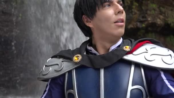 Eroico Principe In Costume Cosplay