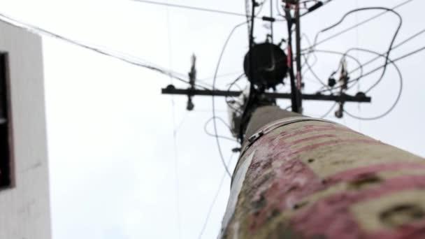Telephone Pole Or Utility Pole