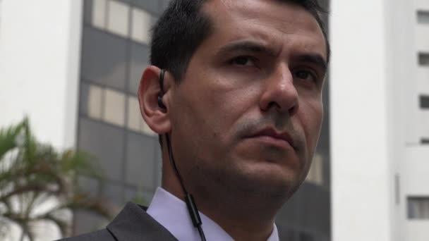 Agent tajné služby nebo Fbi
