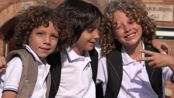 Happy Kids Smiling Kids