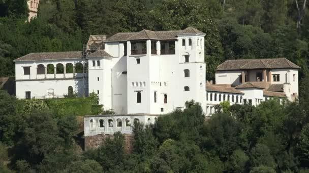 Spanish Mansion Or Residence