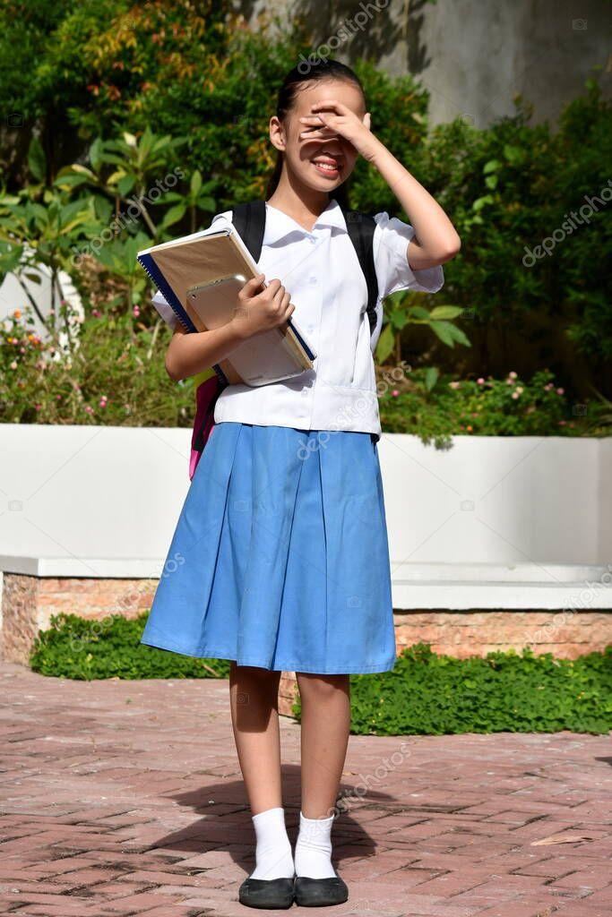 Girl small filipina Filipino Woman