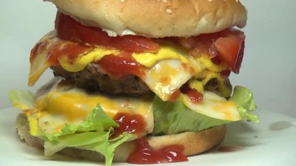 hamburger, hamburgerek, gyorsétterem