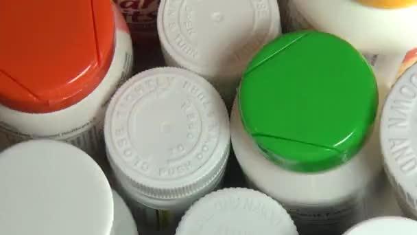 Pill Bottles, Medicine, Drugs, Health