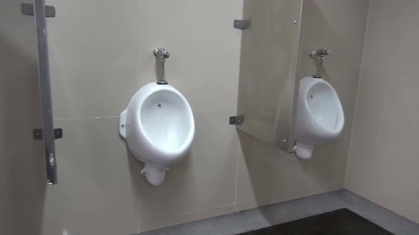 Bathroom Toilets, Urinals, Stalls