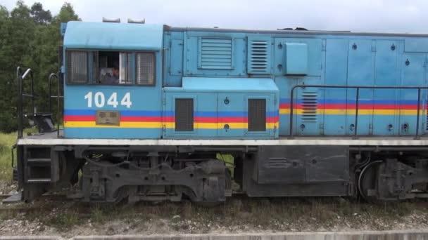 Vlak motor, lokomotiva, Diesel