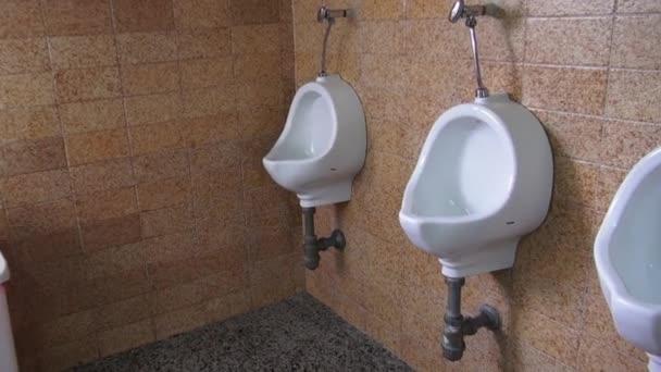 Bathroom Toilets, Urinals, Stalls