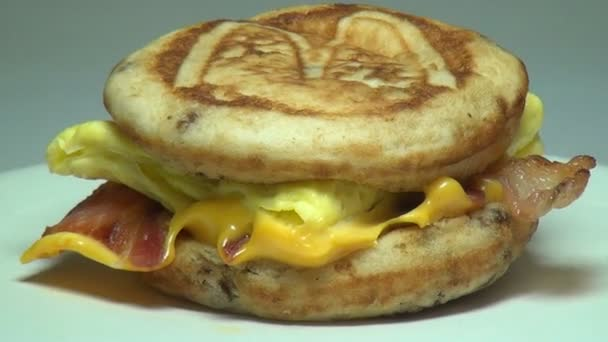 Vejce Mcgriddle, snídaně sendvič, stravování