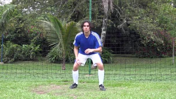 fotbalový brankář, hráč, fotbal, sport
