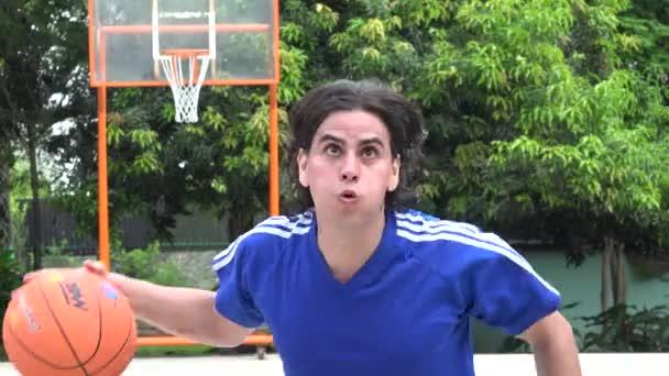 Kosárlabda Layup, atlétika, sport