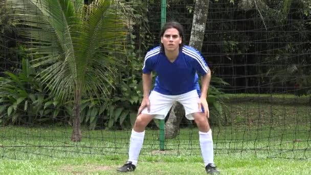 Soccer Goalie, Player, Futbol, Sports