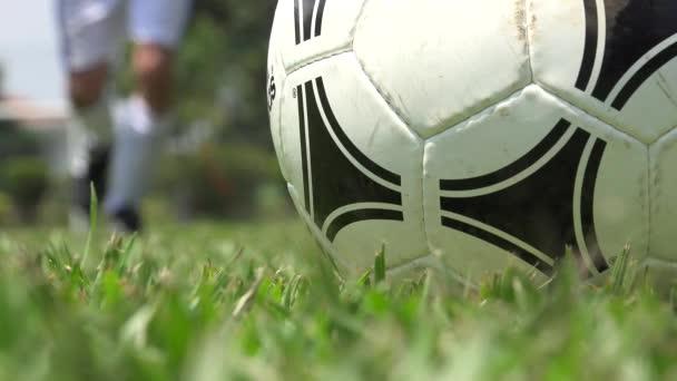 Fotbalový míč, fotbal, fotbal, sport