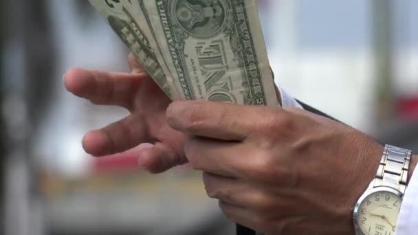 Papírové peníze, poukázky, měna, dolary