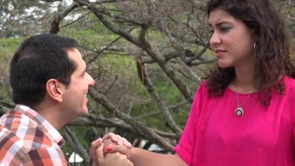 Barare donna rifiuta la proposta di matrimonio