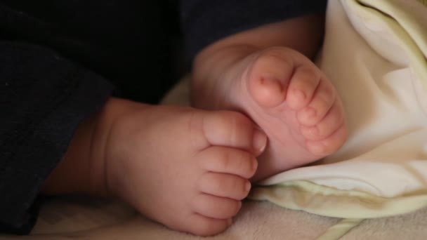 Feet Of Infant Baby