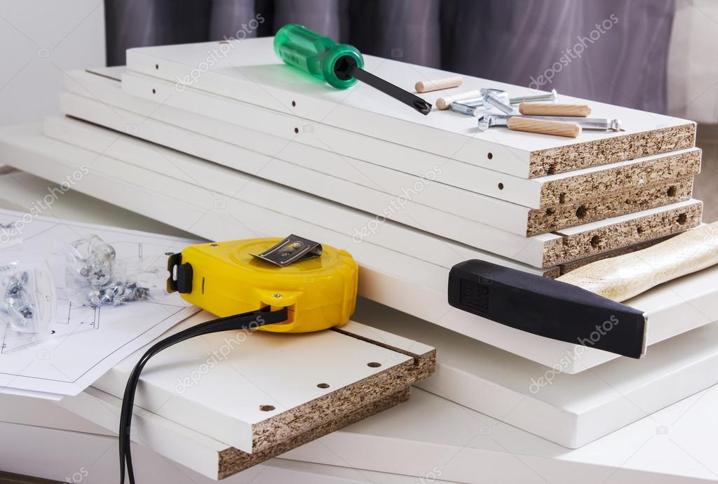Hulpmiddelen voor meubels montage stockfoto myimagine for I furniture assembly
