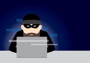 Computer hacker design
