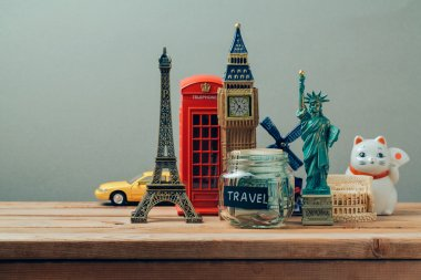 Souvenirs from around the world