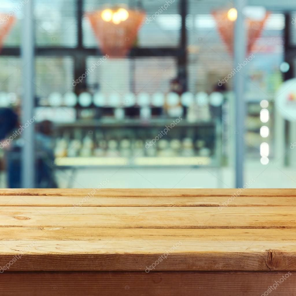 Mesa de madera imitan para arriba — Fotos de Stock © maglara #67558051