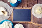 Palatábla és tejtermékek