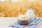 tej és túró